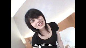 subtitled pallid japanese unfaithful wifey privately.