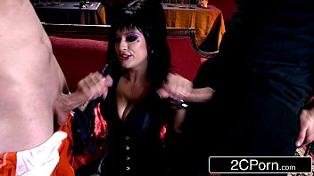 elvira the domina - midnight madness w wonderful.