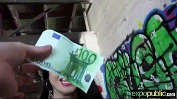 public stiff lovemaking on gauze with supah-naughty euro.