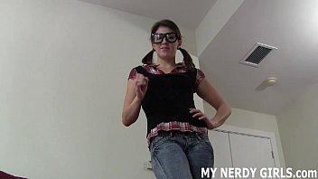 nerdy dolls get crazy too you know jerk.