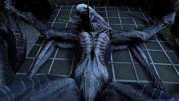alien investigate 3 dimensional