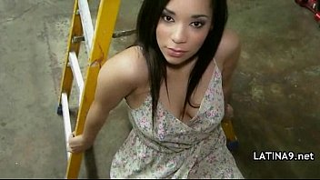 french latina039_s very first time casting