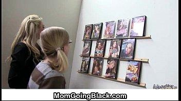 mummy go ebony - interracial hard-core pornography flick 26