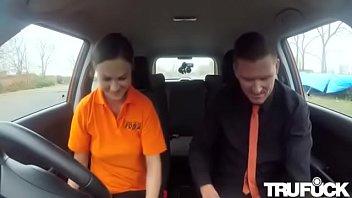 tina kay in backseat oral jobs and deep.