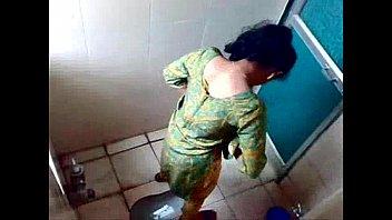 hiden webcam in indian medical center wc 1.