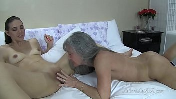 cougar entices youthful lady trailer