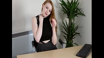 crazyamateurgirlscom - medical survey jerk off instructions ginger-haired.