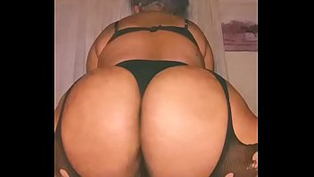 caboose xl latina honey in underwear