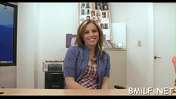 insatiable cougar goes grubby with a stranger and.