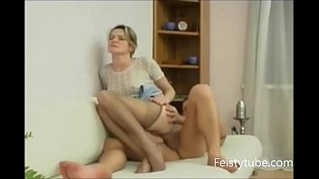 mommy does bootie porking with son-in-law-feistytubecom