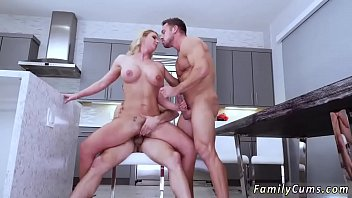 fledgling pal039_s stepdaughter caught and nailing step raw.