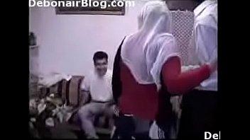 turkish aunty nailed three-way movie