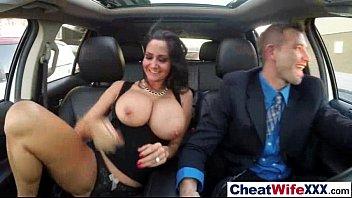 sex gauze with hotwife cuckoldry mischievous mature dame.