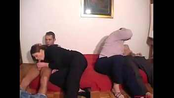 real mommy ravages son-in-law parent plumbs daughter-in-law on.