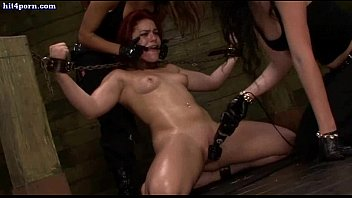 crimson-hot red-haired g/g gets fumbled