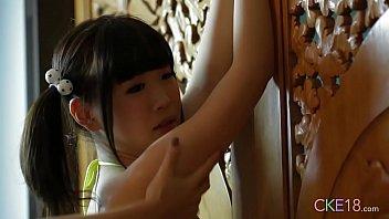 bashful japanese teenie uri039_s assets massaged and groped.