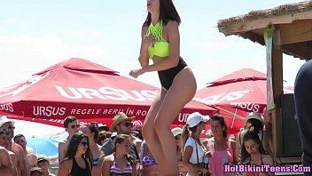 marvelous bathing suit beach dancers hidden.
