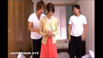 japanese housewife compelled group-romped and blackmailed