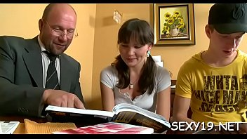 tricky educator seducing student