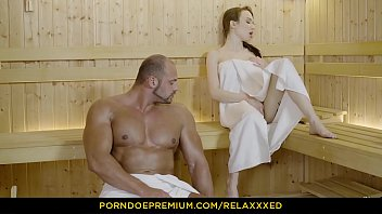 relaxxxed - chesty russian honey angel rush penetrated.