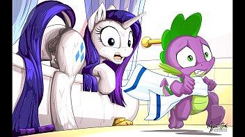 mlp porno rarity pony  my lil pony.