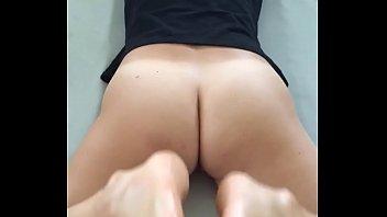 bang me with your uber-sexy feet