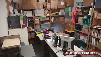 insane thief woman reality backroom hump