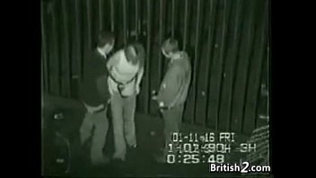 prostitute being boned by two boys.