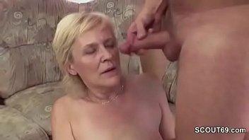 18yr elderly youthfull boy entice grandmother to get.
