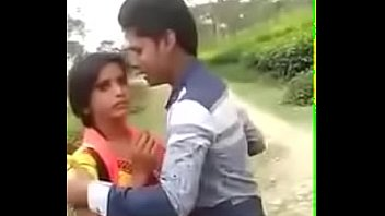 indian adorable female utter obliging smooch outdoor.