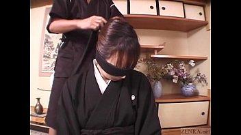 subtitled mourning japanese wifey aya otosaki.