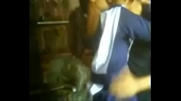 humping indian school gal in individual