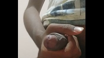 indian boy cuming
