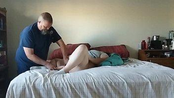 sleeping plus-size wifey  is a.