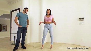 boy homie bangs meaty-boobed insane latina