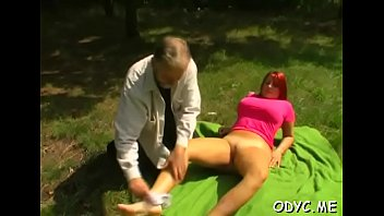 supah-hot youthful nubile gets her shaggy cooter smashed.