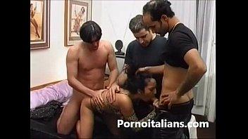 gang-drill con natasha smooch godimento anale estremo -.
