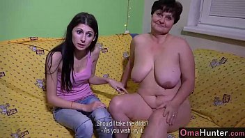 omahunter plump matures with teenager ladies and senior studs