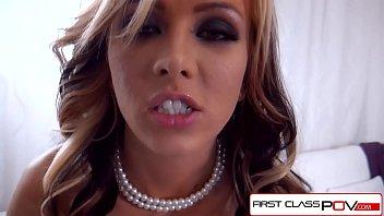 firstclasspov - jeanie marie take a monster beefstick.