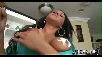 lustful hotty gts mischievous on her fat fucktoys.