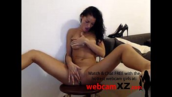 buttfuck cams  suntanned damsel hazardously penetrates herself.