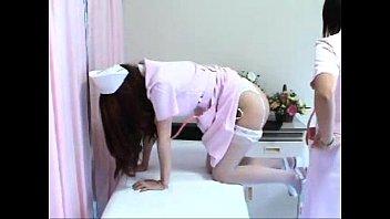 045 discipline bad nurse - spanking.