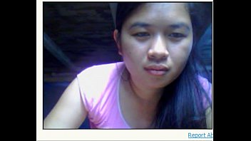 a pinay chick on web cam