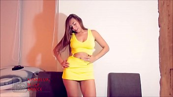nsfw age-confined spectacular latina upskirt dancing in very.