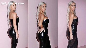 kim kardashian - fap tribute hd january 2018.