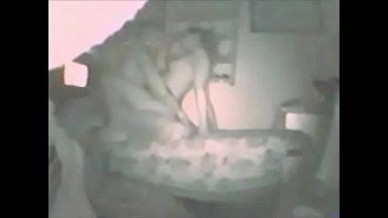 supah-nailing-hot lady smashing on a night vision covert.