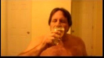 tom joy button drinks his urinate.