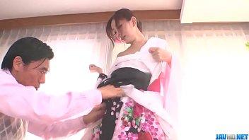 quality japanese pornography with bare kaori maeda -.