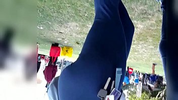 latina cougar in spandex meaty bootie