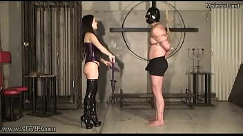dominatrix saran puny japanese doll domination.